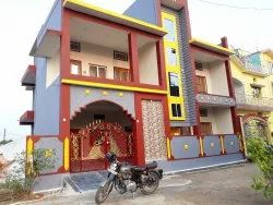 20 With Material Work House Construction Services, Korba, Labour Work