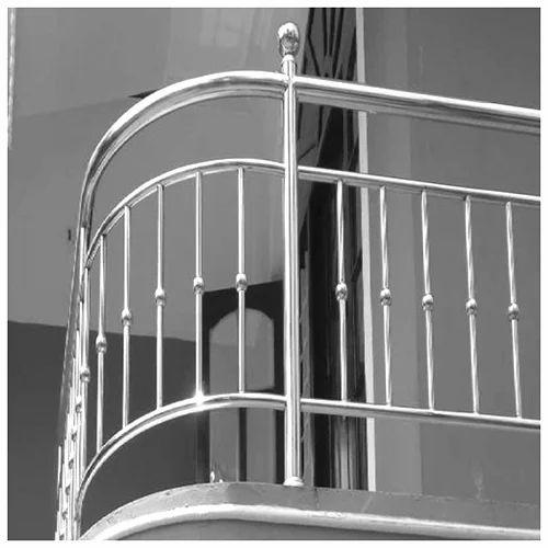 Attractive SS Outdoor Balcony Railing