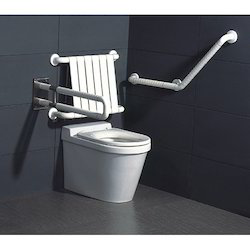 U Shaped Toilet Safety Grab Bar