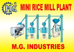 Mini Rice Mill Plant Model ''B''