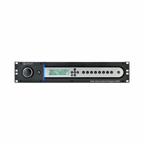 Dolby Cinema Processor - Dolby Atmos DS16 Cinema Processor