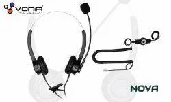 Vonia Nova RJ Headset
