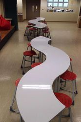 Math Lab Table