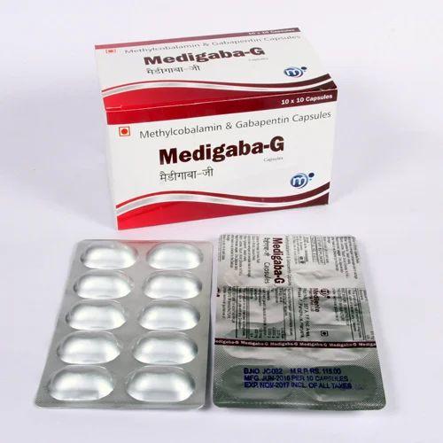 Methylcobalamin And Gabapentin Capsules