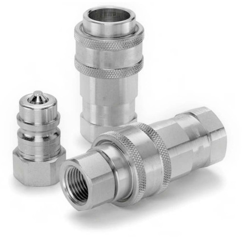 Quick Release Coupling, Size: 1/2 inch