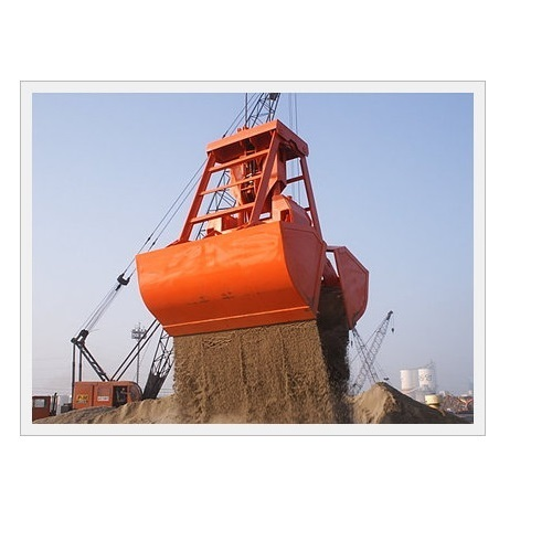 Clamshell Grab Buckets and Jib Cranes Manufacturer   Safal