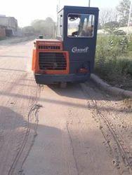 Best Ride On Road Sweeper Machine