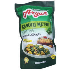 Kasturi Methi, Packaging: Packet