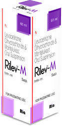 Levocitirizine Dihydrocloride Suspension