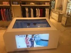LED Touchscreen Table