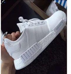 White Adidas Shoe