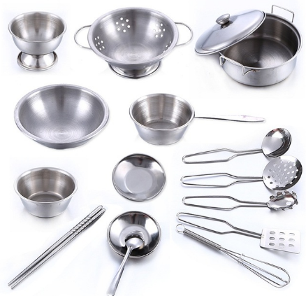 Steel Kitchen Utensil, Usage: Cooking