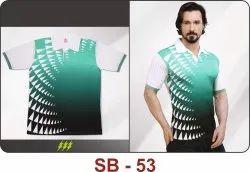 SB-53 Polyester T-Shirts