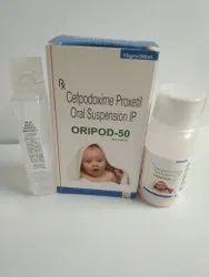 Oripod Dry Syrup 50