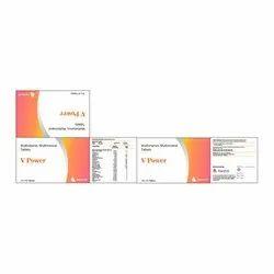 Aayansh Multivitamin Multimineral Tablets, Prescription