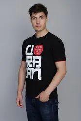 Space Black Urban Japanese T-Shirt