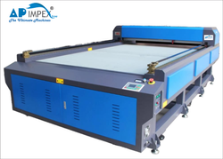 API-LCM 1390 Automatic Acrylic Laser Cutting Machine