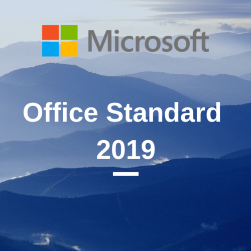 Microsoft Office Standard 2019 Software, Windows | ID: 20269954530