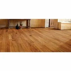 Wooden Flooring, Thickness: 8-10 Mm