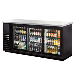 Back Bar Beverage Chiller