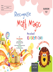 Recognise Math Magic Book
