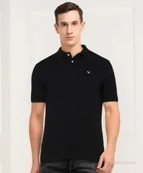 Men's Full Sleeves Lycra T Shirts
