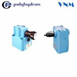 Polyhydron Pilot Operated Valve