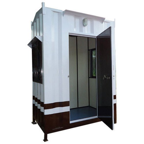 Commercial Security Cabin
