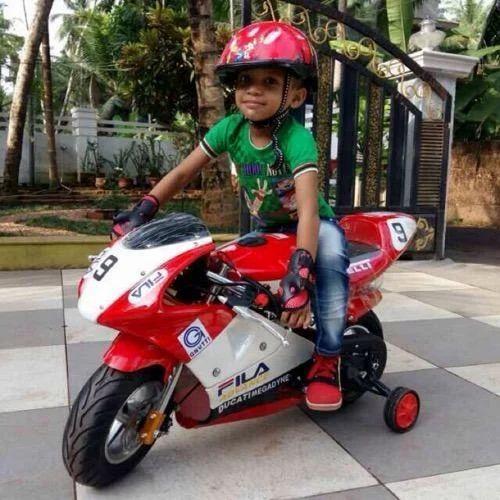 Petrol 49cc Super Pocket Bike