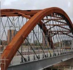 Bow Sring Railway Bridge Girder