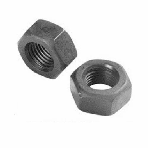 1 2 Inch Mild Steel Hex Nut