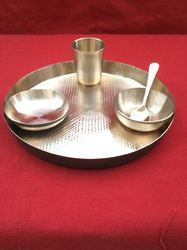 Bronze(Kansa) Dinner Set