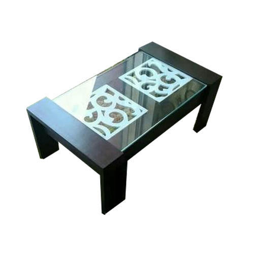Ordinaire Glass Tea Table