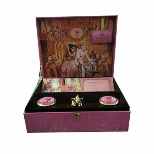 Decorative Wedding Gift Box