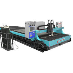 CNC Plate Profile Cutting Machine