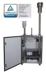EN 16450 Approved Stationary  Fine Dust Monitors