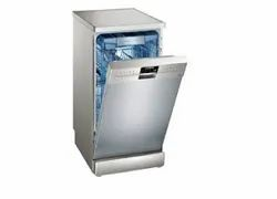Installation Type: Freestanding Stainless Steel Dish Washer, For Commercial Kitchen