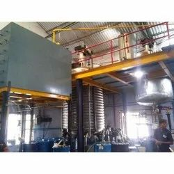 Automatic Lubricant Blending Plant