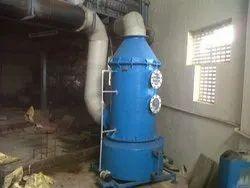 Sulfuric Acid Fume Scrubber