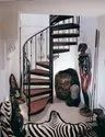 Indoor Stainless Steel Staircase