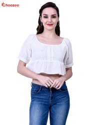 Gorgy Women Crop Top