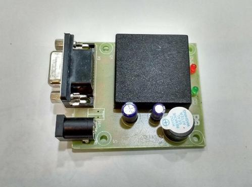 Rfid Reader Serial Out