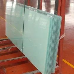 Transparent Frosted Laminated Glass