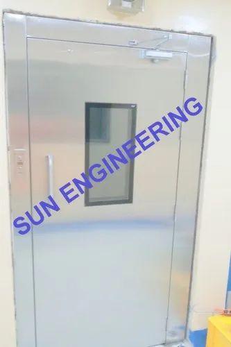 Sun Engineering SS Tunnel Airshower