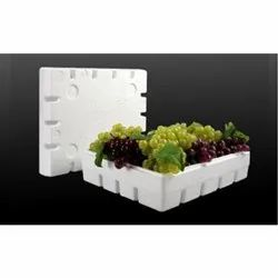 Normal EPS White Thermocol Storage Box, Capacity: 5-6 Kg, Thickness: 20 - 30 mm