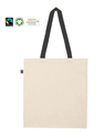 Organic Cotton Calico Bag