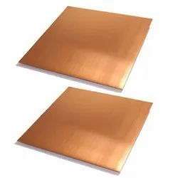 Earthing Copper Plate