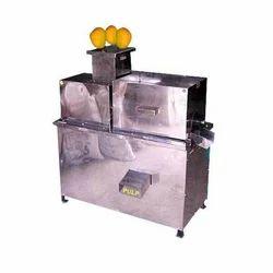 Mango Pulp Making Machine