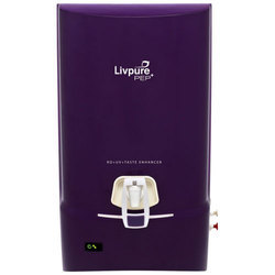 ABS Plastic Livpure Peep RO Water Purifier, For Home