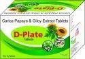 Carica Papaya & Giloy Extract Tablets